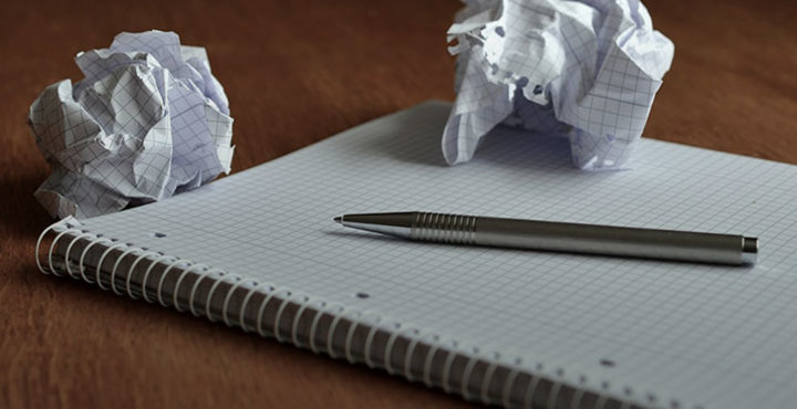 Mistakes in Essay Writing